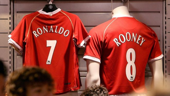 2006-2007: The 16th title. After Jose Mourinho's Chelsea steal the limelight for a couple of years, a new generation of stars - with Wayne Rooney and Cristiano Ronaldo taking centre stage - bring back success at Old Trafford.  Cr. <warp>www.bbc.co.uk/newsround/22264796</warp>
