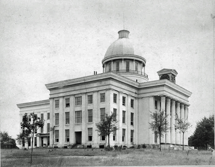 First Capitol of the Confederate States (1861)